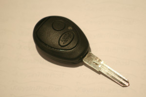 Land Rover Discovery 2 II Remote Key and Fob Case Shell