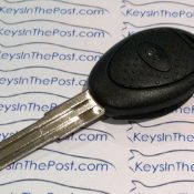 Land Rover Freelander Transponder Key