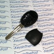 Land Rover Freelander Transponder Key Case