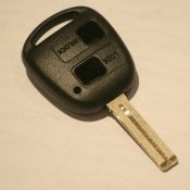 Lexus IS200 RX300 GS300 LS400 Key Fob Case Shell