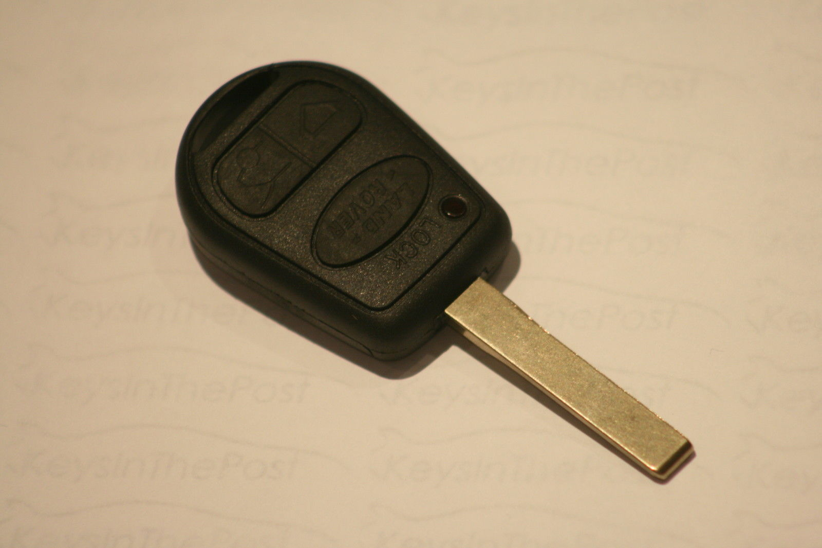 Range Rover L322 2002 2006 Remote Key Fob Case Shell